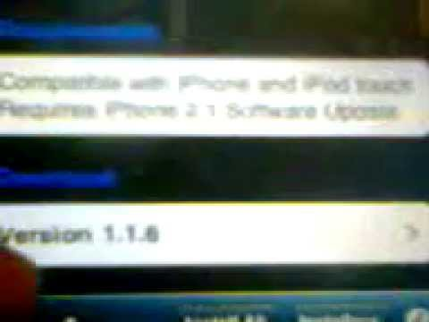 Aplicaciones para el iphone/ipod touch gratis! sin PC!