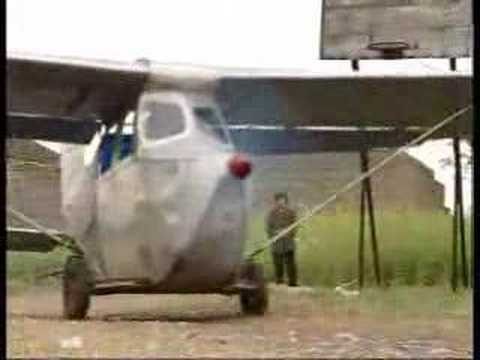 China Peasant Plane Inventor like robot inventor