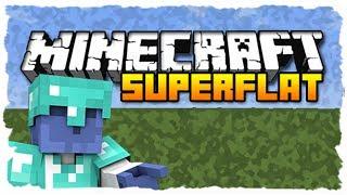 Minecraft Superflat: DRAGON KILLING TIME! (Ep. 37)