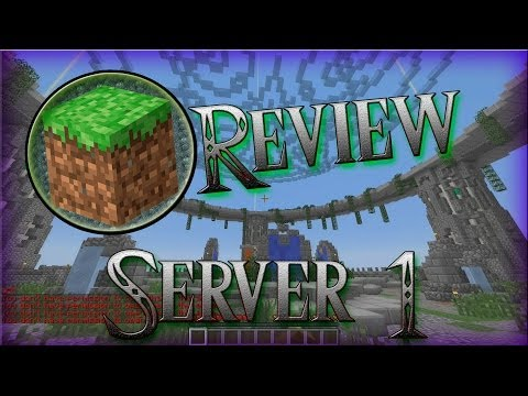 Minecraft REVIEW - Ep.1 - Server 1.7.4/1.7.5 NO Premium - Proyecto40