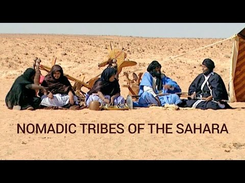 Nomadic Tribes of the Sahara | Full Documentary