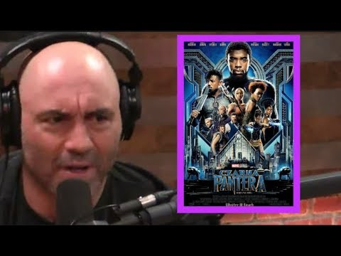 Joe Rogan on the Black Panther Controversy en streaming