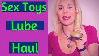 Sex Toy Haul (Lelo, Kamasutr, WOW & More)- Must See!