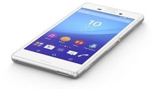 Sony Xperia M4 Aqua incelemesi