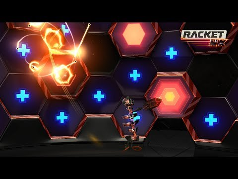 Racket: Nx Gameplay Trailer
