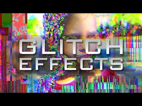 CREATION GLITCH EFFECTS for After Effects