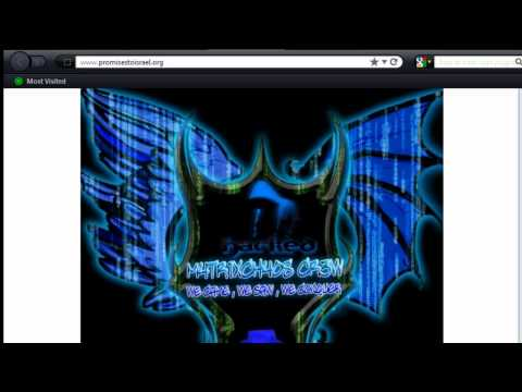 WebSite Israel Hacked by Hayate Ayasaki