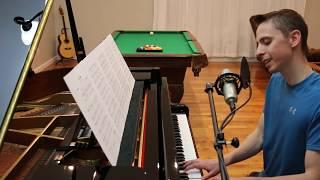 For Good - Kristin Chenoweth/Idina Menzel (Chris Marini Live Acoustic Cover)