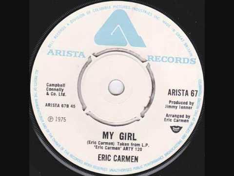 Eric Carmen - My Girl