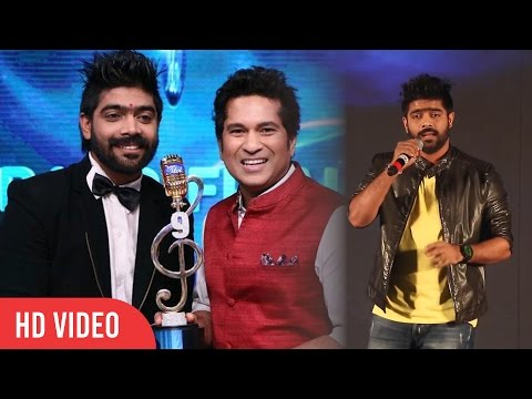 Indian Idol 9 Winner LV Revanth First Ever Performance | India Idol 9 launch | Viralbollywood thumbnail