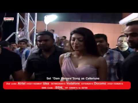 Pranitha Entry At  Rabasa Audio Launch - Jr NTR, Samantha, Pranitha