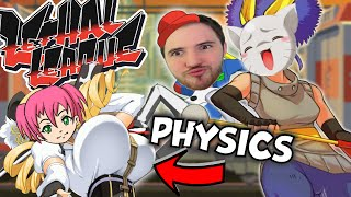 PHYSICS! - Lethal League w/ The Anime Man and Misty Chronexia