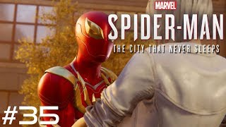The Spider and the Sable :: Marvel's Spider-Man PS4 DLC #3 Silver Lining Walkthrough Part #35