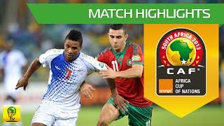 CAN Orange 2013 | Maroc 1-1 Cap Vert