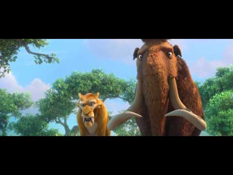 Ice Age 4: Continental Drift - Hyrax Clip (In Cinemas 12 July; Also Available in 3D)