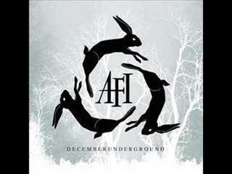 AFI - Affliction (Chipmunk Version)