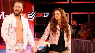 WWE 2K17: Mike Kanellis Entrance