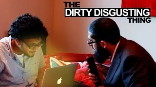 The Dirty Disgusting Thing- Very Funny – Must Watch
