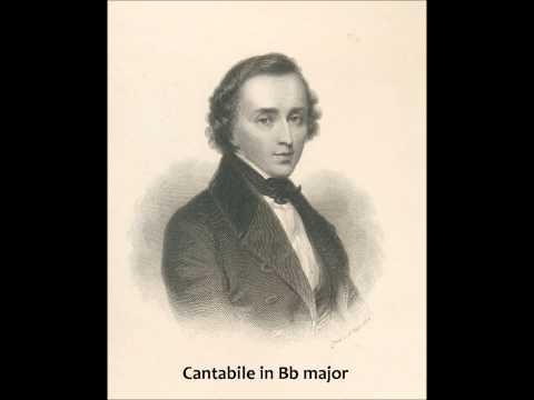 Шопен Фредерик - Cantabile