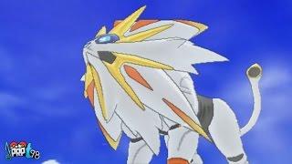 Pokemon Sun - Summoning Solgaleo (Cut Scene)