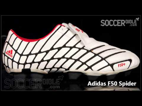 The 10 Best Football Boots Ever