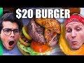 50¢ Burger Machine VS $20 Burger in Manila, Philippines! (w/ Erwan Heussaff)