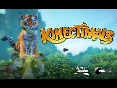 Kinectimals - iPad 2 - HD Gameplay Trailer