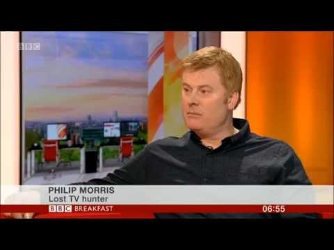 Phil Morris BBC Breakfast Interview 1 -