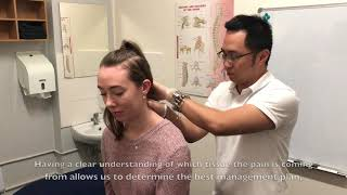 Neck Pain and Traditional Chinese Medicine