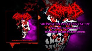 GOREBAG - AMPUTATED AND REFRIGERATED [SINGLE] (2020) SW EXCLUSIVE