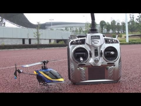 Walkera V100D08 Mini 3D RC helicopter