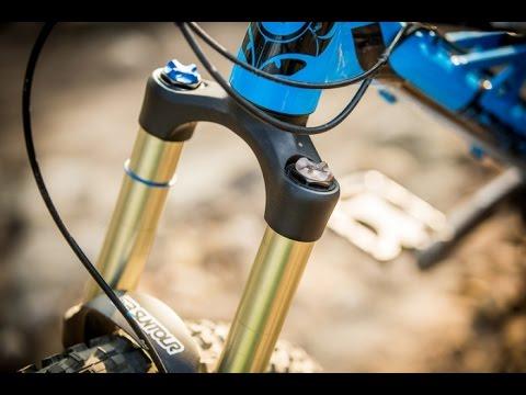 Как сделать мягкой вилку на велосипеде