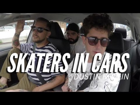 Skaters In Cars: Dustin Dollin