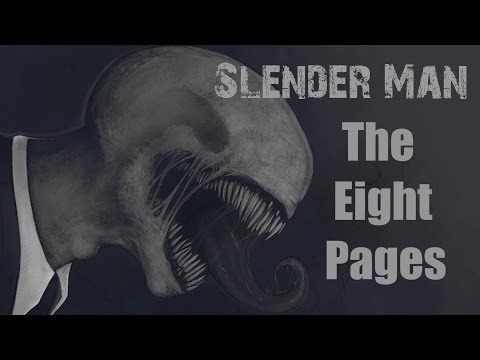 how to get slender the eight pages