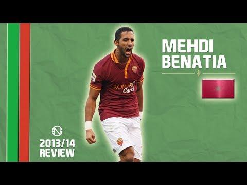 MEHDI BENATIA | Goals & Skills | Roma | 2013/2014 (HD)