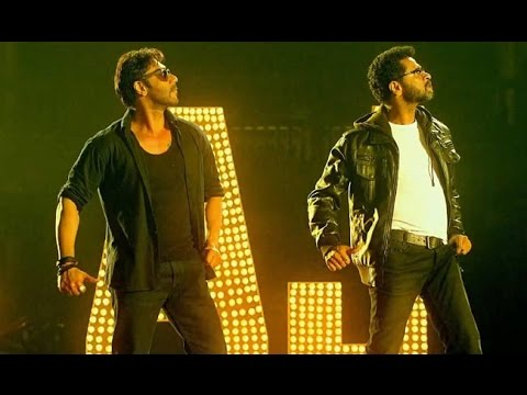 AJ Theme Song Launch│Ajay Devgan, Prabhu Deva