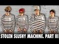 I WENT TO JUVENILE DETENTION | Stolen Slushy Machine - Part 3