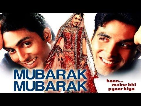 Mubarak Mubarak - Haan Maine Bhi Pyar Kiya Hain | Karisma, Akshay & Abhishek | Udit Narayan video
