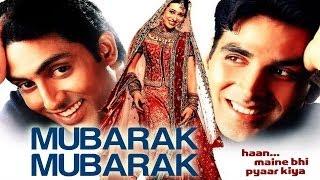 Mubarak Mubarak - Haan Maine Bhi Pyar Kiya Hain | Karisma, Akshay & Abhishek | Udit Narayan