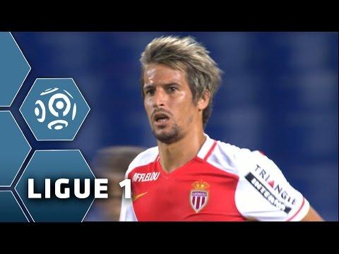 Goal Fabio COENTRÃO (56') / Montpellier Hérault SC - AS Monaco (2-3) - (MHSC - ASM) / 2015-16