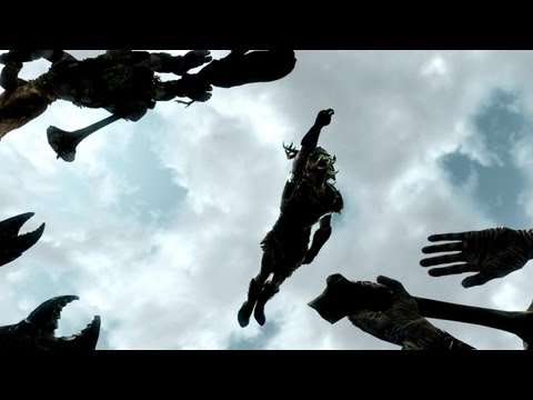 Skyrim Mods Special: Look! Up in the sky! - Top 5 Skyrim Mods of the Week