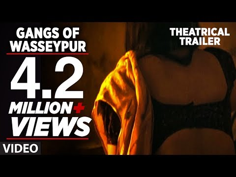 Gangs Of Wasseypur-Theatrical Trailer (An Blockbuster Hindi Movie of 2012)