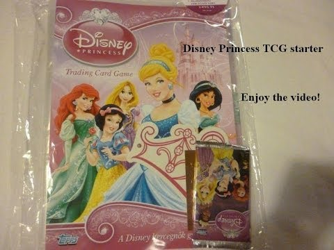 Princess Trading Card Game