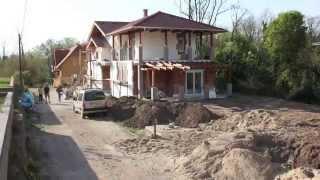 Házépítés gyorsítva (lassabb)