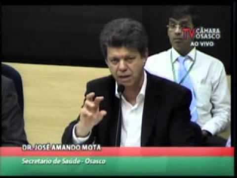 Audiência Publica Discussão com o Conselho Municipal de Saúde 27/06/2013