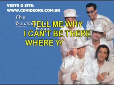 Backstreet Boys, The   Show Me The Meaning Of Being Lonely