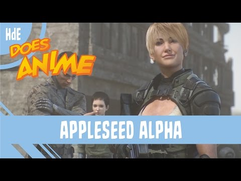 Appleseed Alpha Review