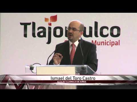 Alcalde de Tlajomulco rinde su Segundo Informe