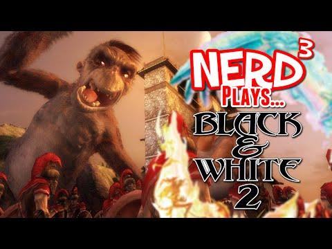 Nerd³ Plays... Black White 2