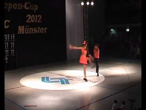 Vivien Seibel & Max Dudos - Kiepen Cup 2012